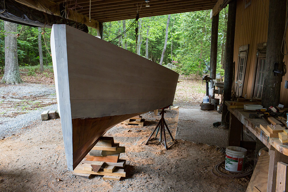 The Deltaville Maritime Museum Annual Family Boat Building Week Is A Great Way To Build A Boat — And Bond