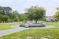 deltaville-fountain