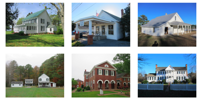 Virginia Department of Historic Resources Middlesex County Architectural Survey