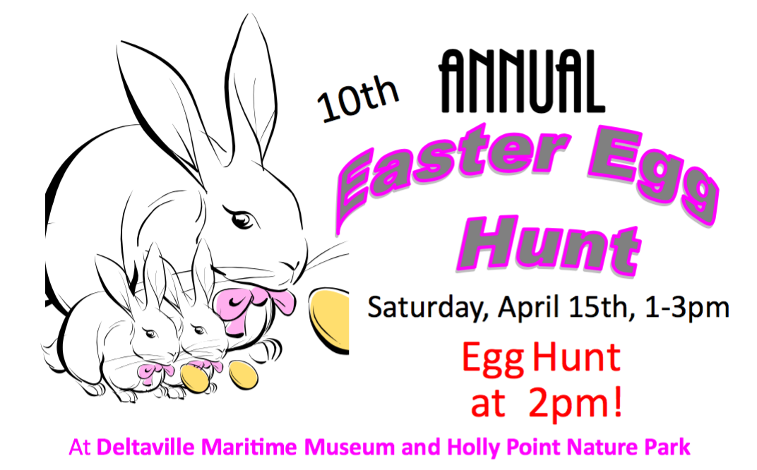 10th Annual Easter Egg Hunt