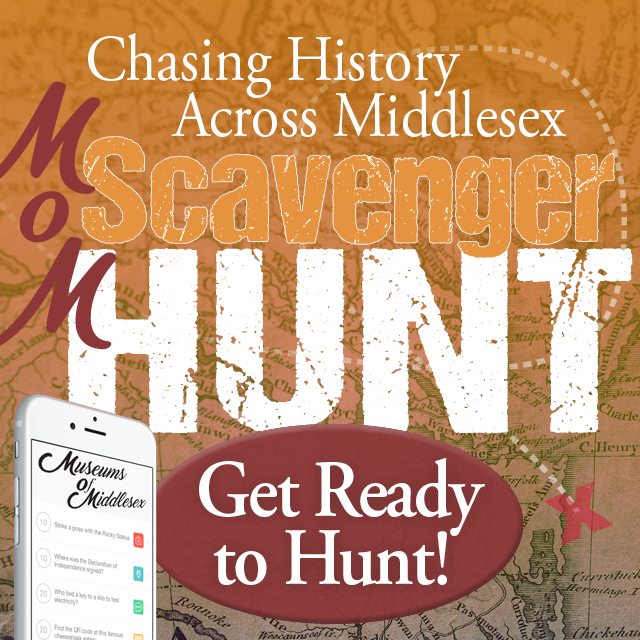 Museums of Middlesex Launch 2018-2019 Scavenger Hunt